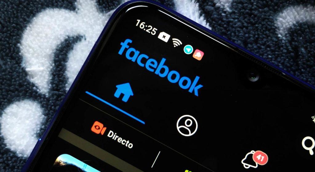 Facebook estrena modo oscuro para iOS y Android