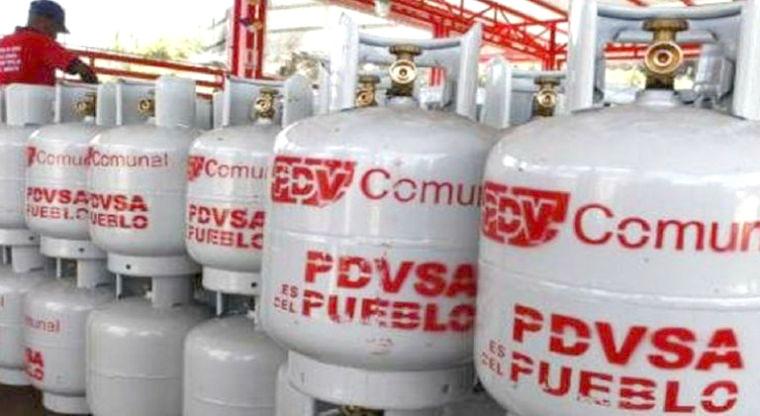 Más de 63 mil bombonas de gas serán distribuidas en Nueva Esparta