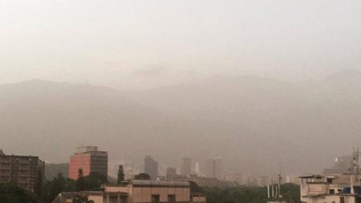 Polvo del Sahara arropa los cielos neoespartanos