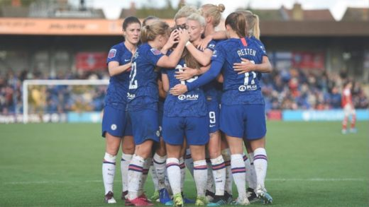 Premier League femenina declara campeón al Chelsea