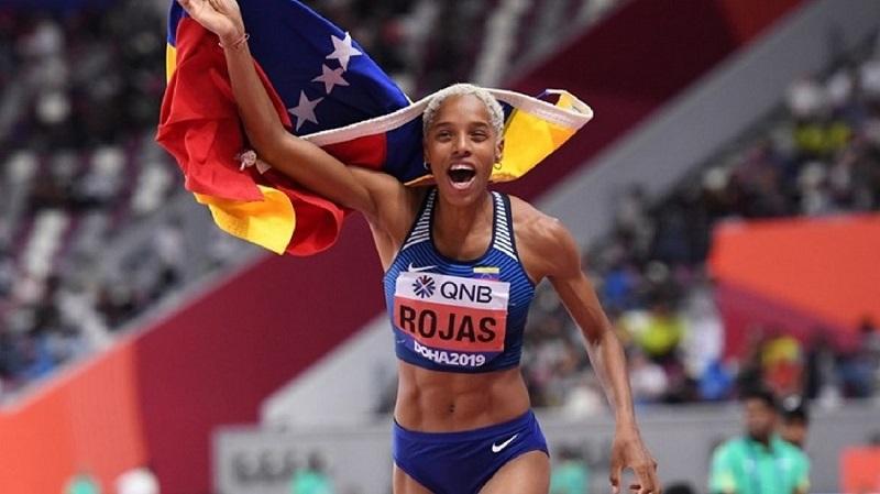 World Athetics ratifica record mundial de Yulimar Rojas