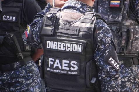 Jóven detenido en Ocumare