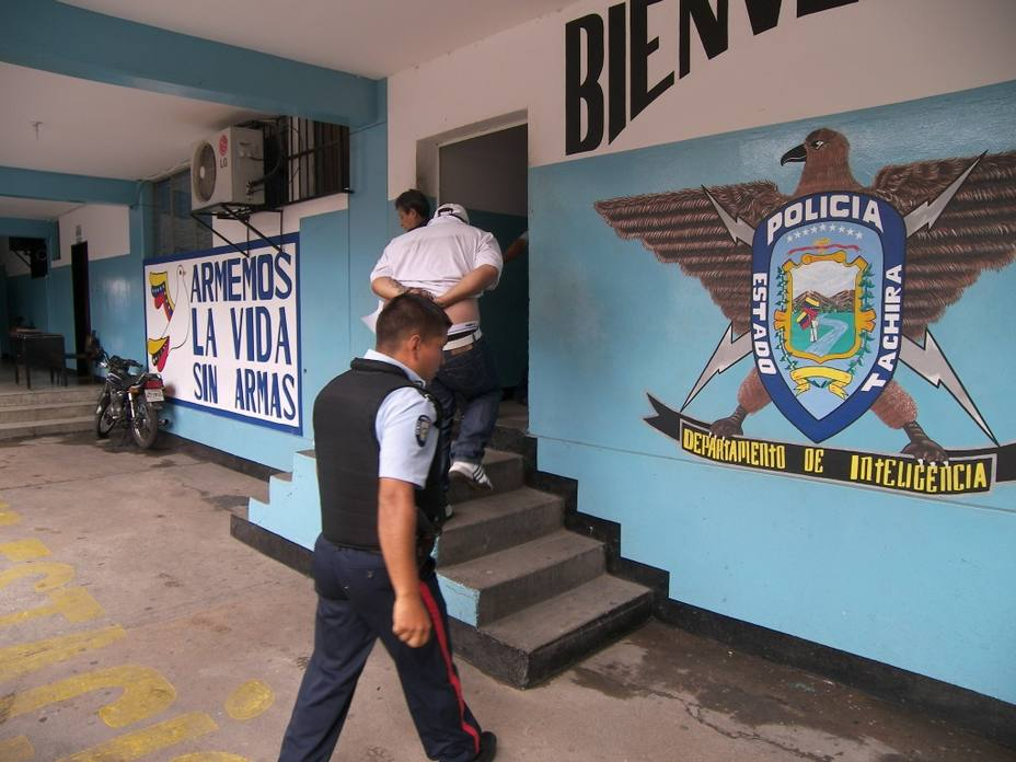 88 personas detenidas por Politáchira