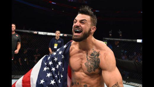 Video: Luchador de UFC golpeó a un abuelo en un restaurante de Texas
