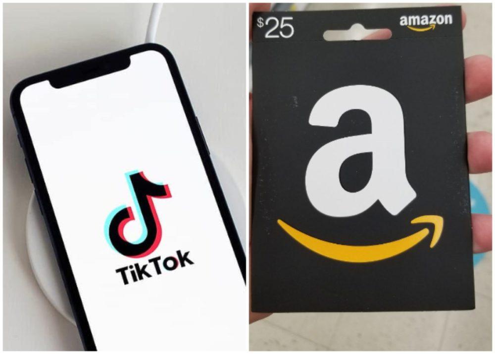 Amazon TikTok