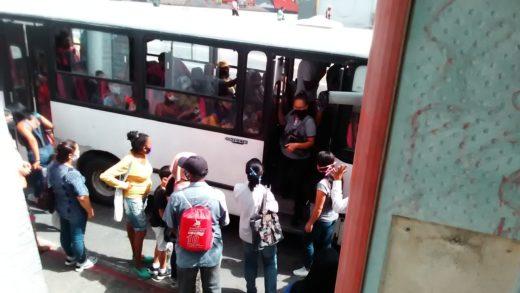 Autoridades de Mariño rechazan aumento ilegal de pasaje en el transporte público