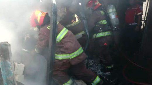 incendio Hotel Perlamar