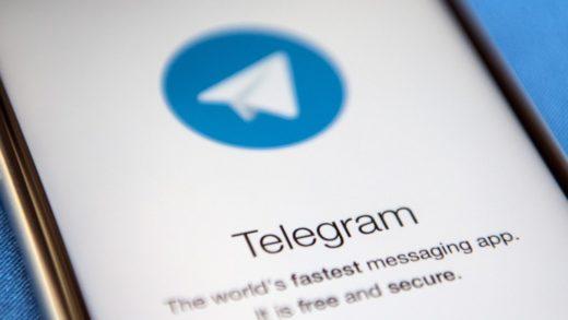 Telegram burbujas
