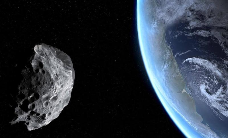 La NASA informó que asteroide del tamaño de un campo de fútbol se aproxima a la Tierra