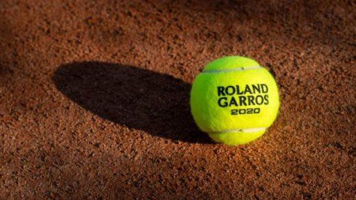 Cinco jugadores del Roland Garros fueron descalificados por coronavirus