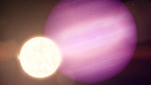 Descubren el primer planeta superviviente cercano a una estrella muerta