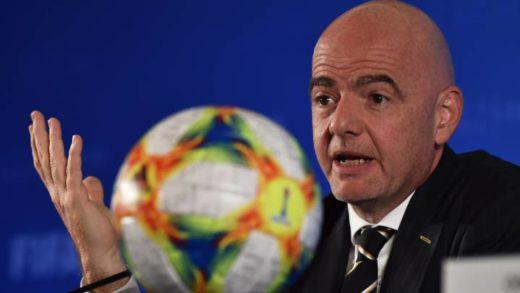"""Gianni Infantino: """"En la nueva FIFA el dinero ya no desaparece va al fútbol"""""""