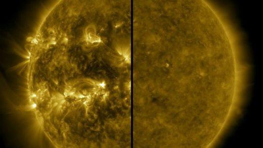 La Nasa anunció el inicio del nuevo ciclo solar de los próximos 11 años
