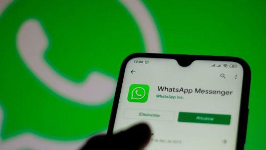 WhatsApp sin conexión