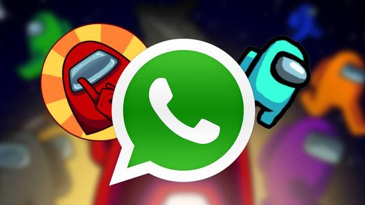 Among Us WhatsApp