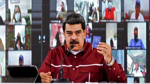 Maduro CIA