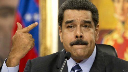Maduro sanciones