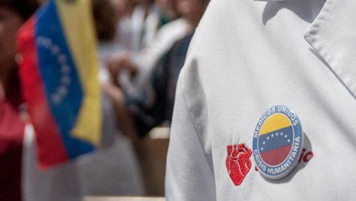 médicos unidos 187 fallecidos