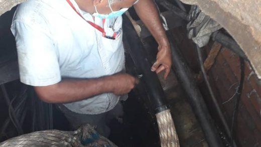 Cantv conectó a 300 suscriptores del sector Los Delfines en Mariño