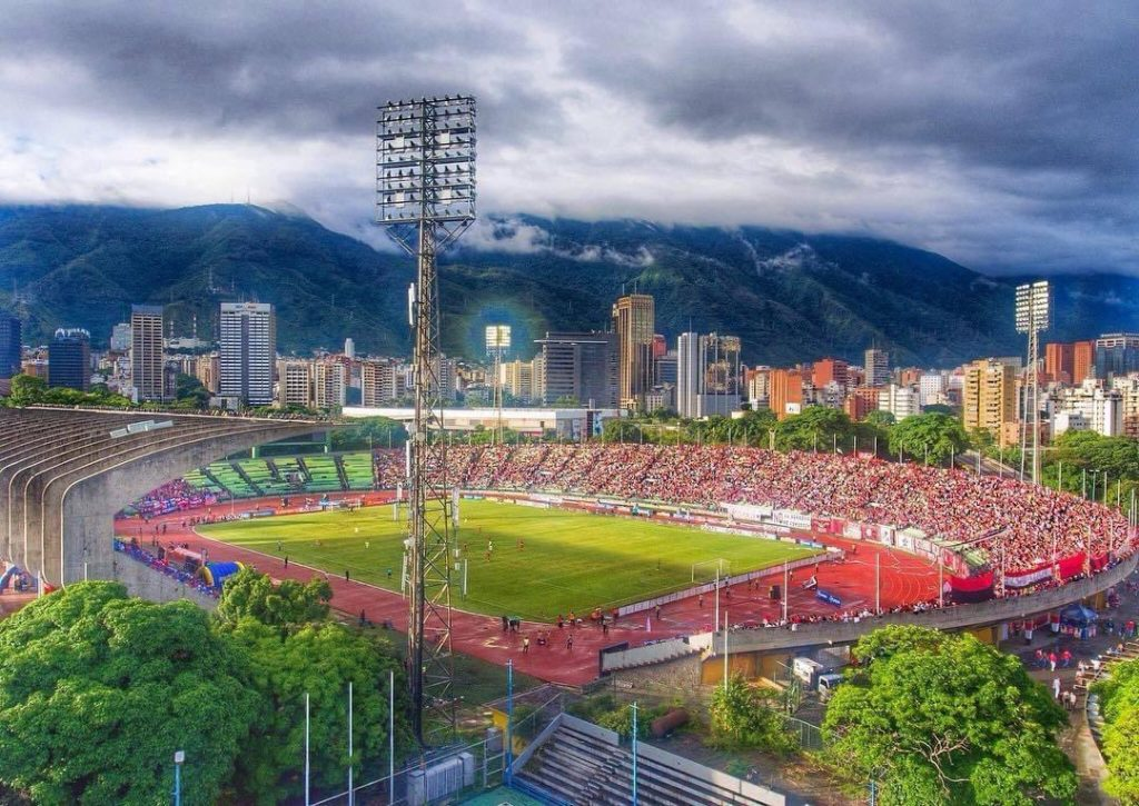 Caracas será la sede del partido de la Vinotinto contra Chile