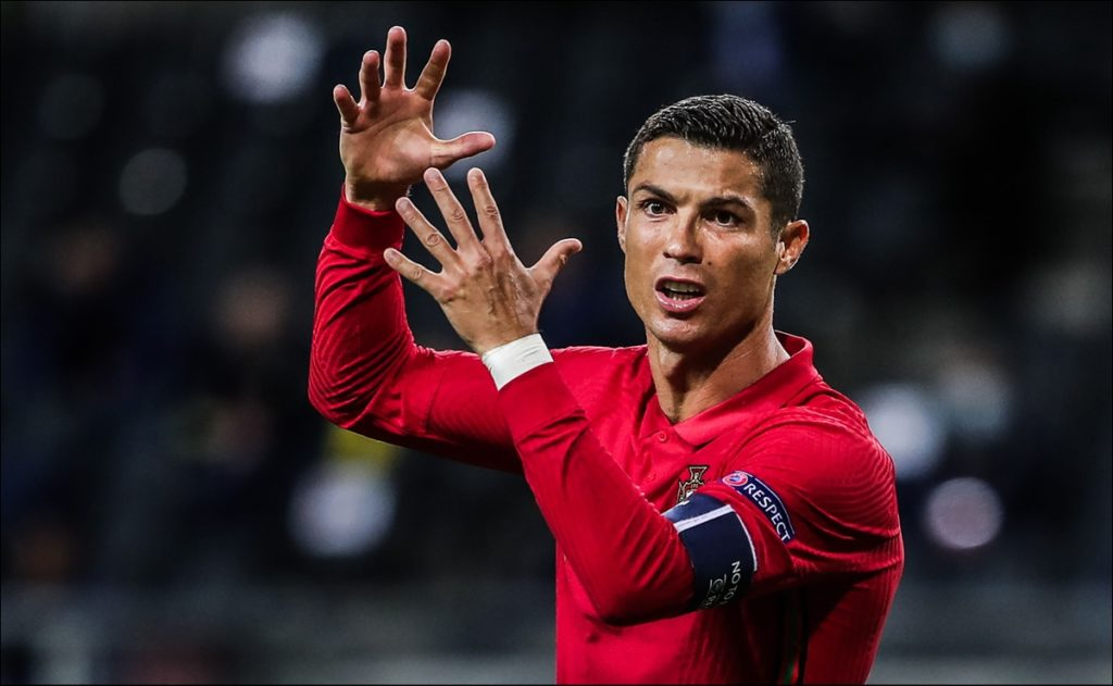 Cristiano Ronaldo se perderá el duelo contra Barcelona tras dar nuevamente positivo al Covid-19