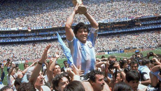 El Pibe de Oro de Maradona cumple su 60 aniversario este 30 de octubre