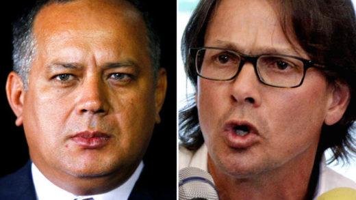 Diosdado acusó a Lorenzo Mendoza de robarse la fórmula con la que Polar hace la Harina P.A.N