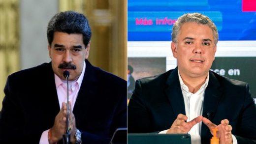 """Maduro acusa a Duque de estar detrás del """"atentado terrorista"""" contra la refinería de Amuay"""