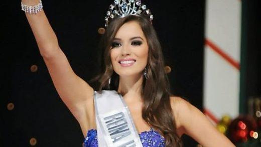 María Alejandra López se retiró del Miss Colombia Universo