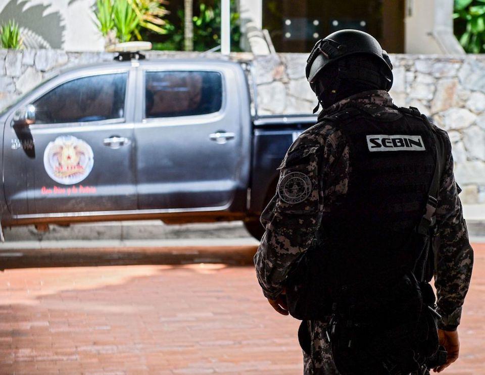 Ordenan al Sebin la detención de miembros del Consejo de Defensa Judicial