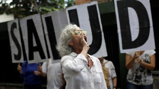 Trabajadores de la salud convocan marcha para el 4 de noviembre en Caracas