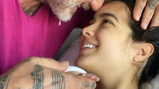 ¡Ya nació! Gianluca Vacchi y Sharon Fonseca se convirtieron en padres de una niña