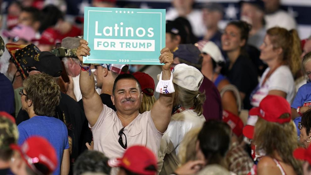 latinos trump