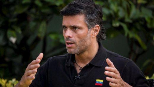 Leopoldo López Nicolás