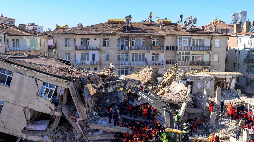 sismo Turquía