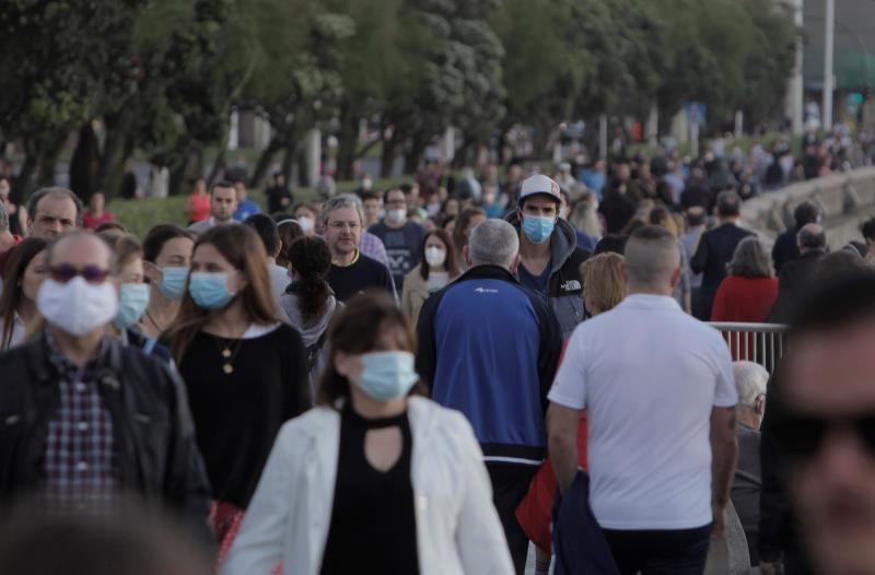 Advierten que el coronavirus puede permanecer 24 horas infeccioso al aire libre en invierno
