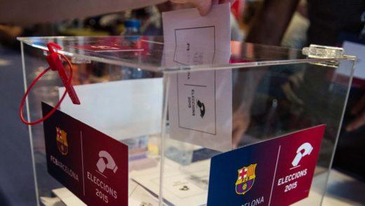 Elecciones presidenciales del FC Barcelona se realizarán el 24 de enero