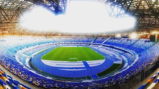 Estadio de San Paolo llevará el nombre de Diego Maradona