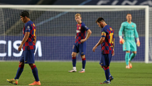 FC Barcelona recortará temporalmente los salarios debido al covid-19
