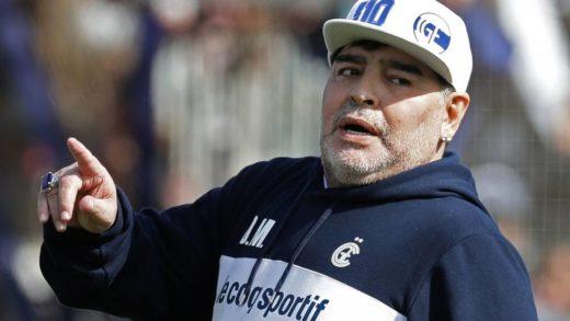 Fallece el astro argentino Diego Armando Maradona a los 60 años