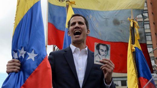 """Juan Guaidó: """"Estamos luchando hasta lograr la libertad de Venezuela"""""""