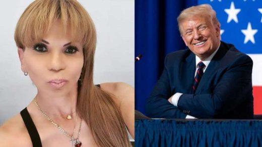 Mhoni Vidente predice que Trump se divorciará y abandonará EE.UU.