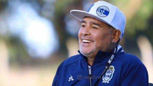 Revelan que Maradona sufrió un golpe en la cabeza días antes de su muerte