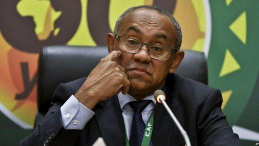 FIFA suspende por cinco años al presidente de Confederación Africana de Fútbol Ahmad Ahmad