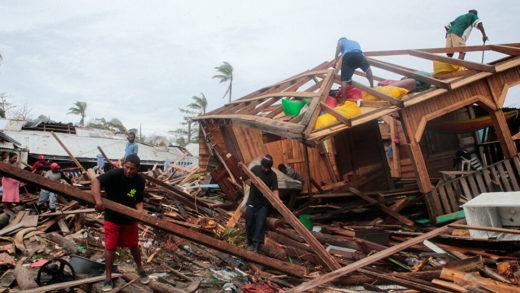 Reportan en Nicaragua pérdidas millonarias por impacto de huracanes Iota y Eta