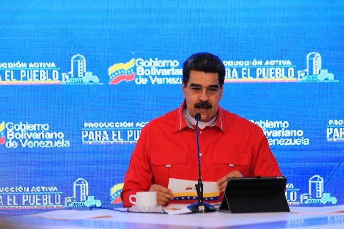 maduro gasolina venezuela