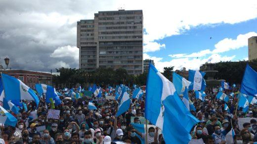 manifestaciones guatemala