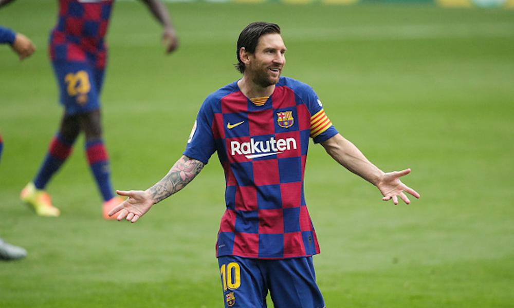 """Messi: """"Estoy cansado de ser siempre el problema de todo en el club"""""""