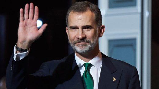 Rey de España permanecerá en cuarentena tras tener contacto con una persona contagiada de covid-19