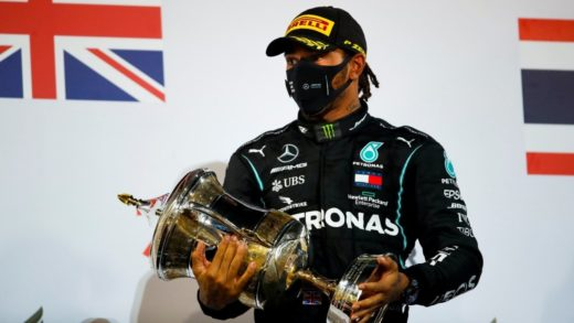 Lewis Hamilton da positivo por coronavirus y se perderá el Gran Premio de Sakhir